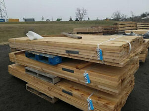 Fence, Deck and Construction Lumber at Auction - Ends April 24th
