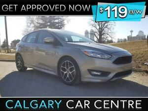 2015 Ford Focus TEXT US FOR EASY FINANCING! 587-317-4200