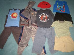 Vêtements pour garçon (4 ans ) Lot #1