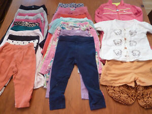 A lot of Baby Clothes, Misc 12-24 mo.