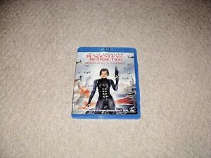 "RESIDENT EVIL ""RETRIBUTION"" BLURAY FOR SALE!"