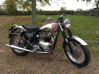 TRIBSA 1959 750cc Pre-Unit Triumph Morgo, BSA. Flat Tracker