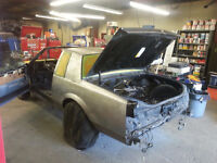 1987 Buick Grand National Project Car