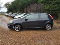 Fiat Grande Punto 1.4 8v Sound, 2 Owners, Part Ex To Clear
