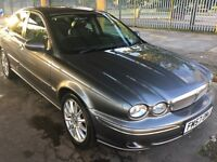 Stunning looking jaguar x type diesel with only 1 former keeper