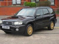 Subaru Forester 2.0 WRX TURBO XT + LEATHER