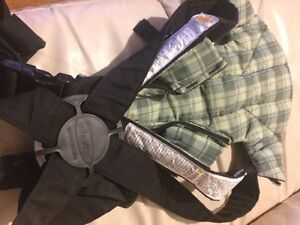 Baby Carrier (almost NEW condition)
