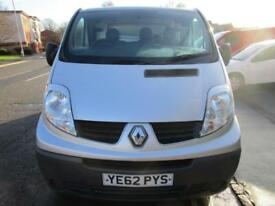 NO VAT Renault Trafic 2.0dCi SWB panel van one owner from new (21)