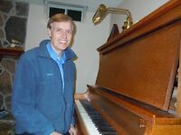 Adventures in Piano Lessons: Experienced Teacher
