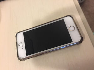 IPhone 5s - White & Gold