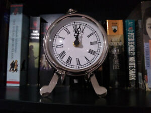 Pocket watch style watch with stand