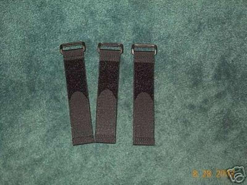 Carpet Cleaning-Hose Straps- Vac/Sol Staps