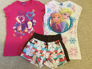 Girl lot size XL