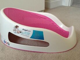 Anglecare Soft Touch Bath Support - Pink