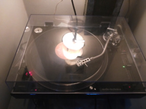 Turntable audio technicha LP120