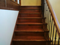 ☼☼ LOOKING FOR HARDWOOD FLOORS? WE DO STAIRS TOO ☼☼