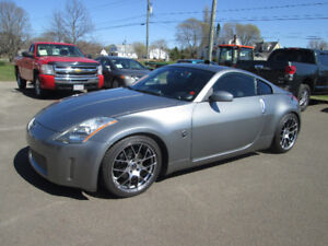 2003 NISSAN 350Z COUPE LIKE NEW TRADE WELCOME
