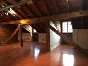Loft-Style Office Space Available Immediately!