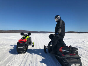Wanted Cottage to rent North bay or north for snowmobile no