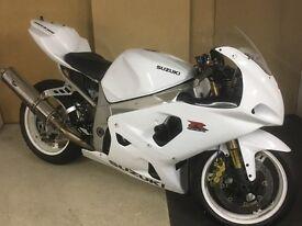 GSXR 1000 Track / Race bike 2002