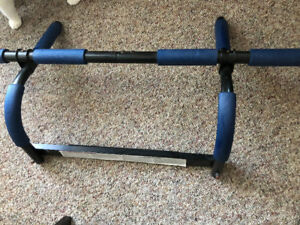 multiple pull up bar