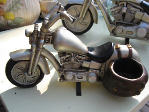 New Motorcycle Salt & Pepper Holder