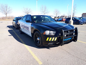 charger 2012 police pack
