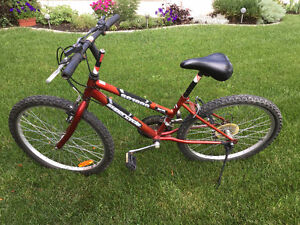Supercycle 1800 youth mountain bike