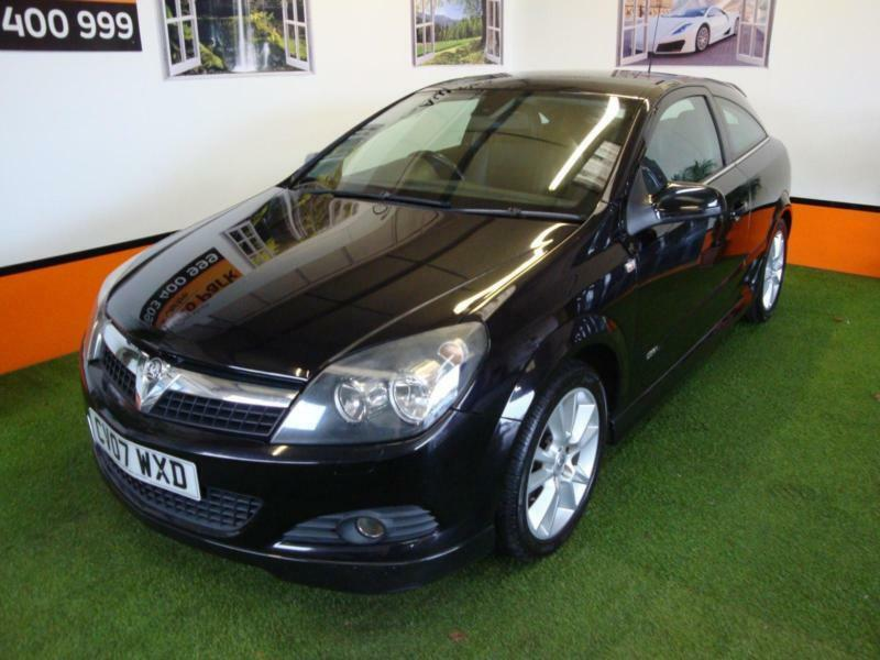 Vauxhall/Opel Astra 1.8i 16v ( 140ps ) Sport Hatch 2007MY Design