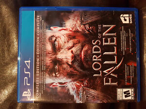 Lords of the Fallen Complete Edition for PS4