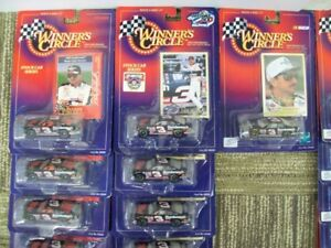 Dale Earnhardt Sr. 1/64 diecasts 1998 to 2001