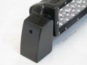 New Anti-theft LED Light Bar Brackets STOP Theft!