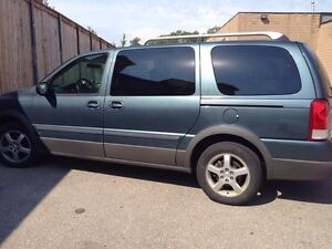 2006 PONTIAC MONTANA $4900 CERTIFIED OR $4500 AS IS!