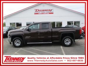 2016 GMC Sierra 1500 4WD Double Cab ONLY $227.48 B/W OAC