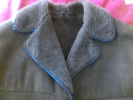 Men's Sheepskin Coat
