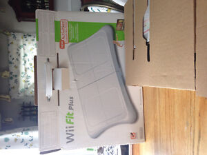 Wii fit plus new