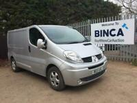 54a353a473 2013 Renault Trafic 2.0 dCi eco SL27 Sport Phase 3 Panel Van 3dr Diesel  Manual