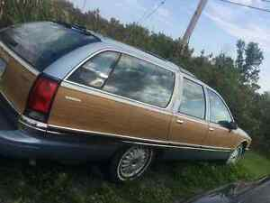 Buick Roadmaster Estate Wagon -Sold as Is-
