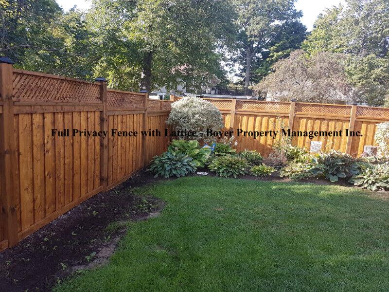 Wood Fence Installation 2 Year Warranty Free Estimates Fence Deck Railing Amp Siding