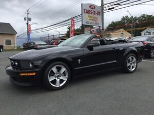 2007 Ford Mustang Conv.  FREE 1 YEAR PREMIUM WARRANTY INCLUDED!