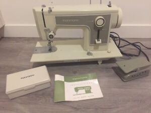 Kenmore model 1227 zig-zag sewing machine