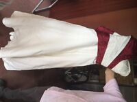 Wedding dress (Pronuptia)