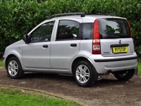 Fiat Panda 1.2 Mylife 5dr PETROL MANUAL 2012/12