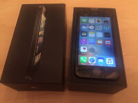 iPhone 5 on 02 network 16gb