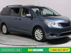 2014 Toyota Sienna LE AWD A/C GR ELECT MAGS BLUETOOTH CAMERA REC