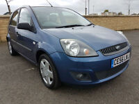 LOW MILEAGE FORD FIESTA 1.4 CLIMATE, FULL SERVICE HISTORY