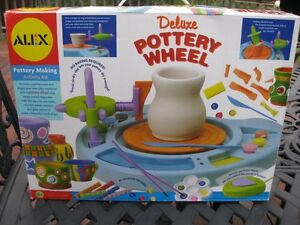Deluxe Pottery Wheel by Alex