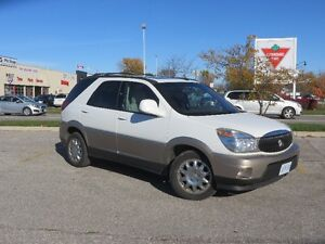 2005 Buick Rendezvous CXL, SUV, Crossover