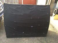 Prolight Ledj Star08 Star Cloth Deck Booth