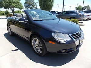 2008 VW Eos Convertible/Buy now, just in time for summer!